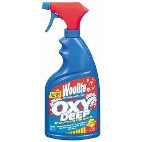 Woolite spot