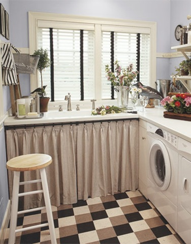 country living.com laundry room