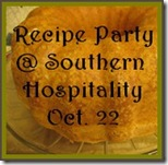 Southern Hospitality Recipe Party