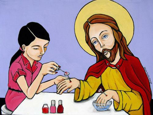 [Image: jesus-gets-his-nails-done.jpg]