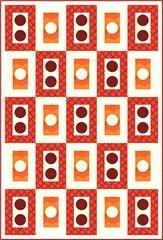 Circles Quilt 1
