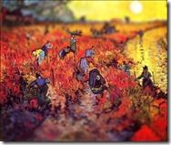 The Red Vineyard, 1888