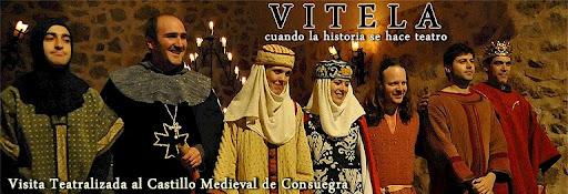 VITELA TEATRO - Visita Teatralizada al Castillo de Consuegra