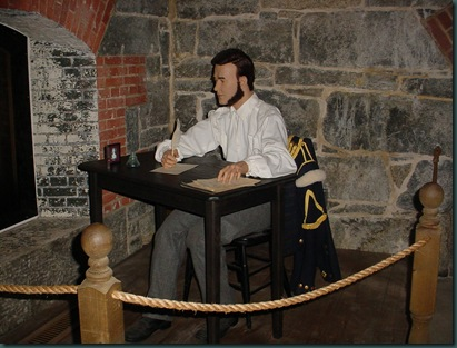 Fort Monroe and museum 062