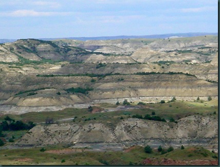 Bismarck to Medora ND 072