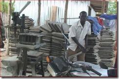 Brick Press in Bor