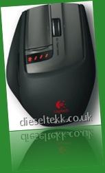 Diesel-Tekk logitech g9 top