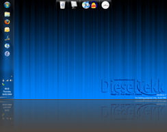 DieselTekk.co.uk - Desktop