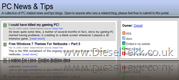 PCNews&TipsBlogPortal