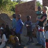 Leuk om te laten zien: dit in ons welkomstcommitee als we een paar dagen weg zijn geweest (naar Mzuzu)!