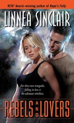 Sinclair, Linnea - Dock Five 04 - Rebels and Lovers