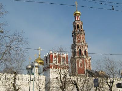 Новодевичий монастырь.Фото Вершинин А.В.