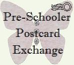 Pre-Schooler Postcard Exchange