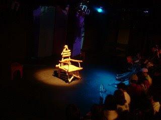 주인공 의자 - 의자는 잘못 없다.[의자는 잘못없다,대학로,연극]