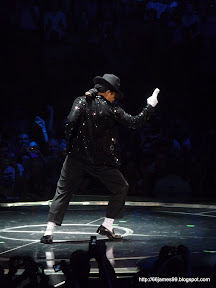Paying Tribute to MJ