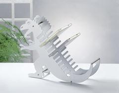dinosaur-cd-rack
