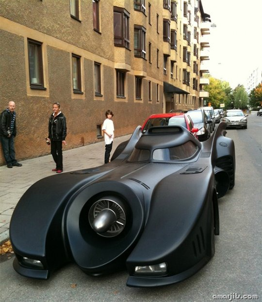 amarjit-Batmobile