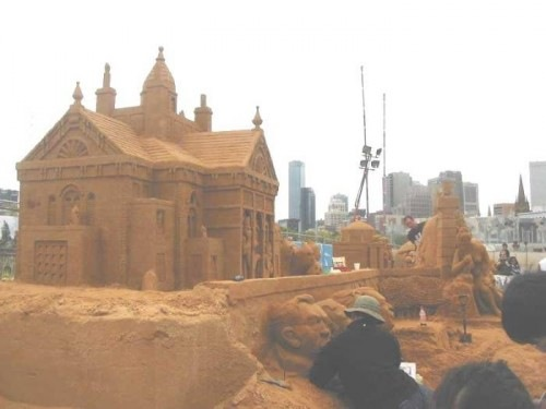 Sand-Sculptures (3)