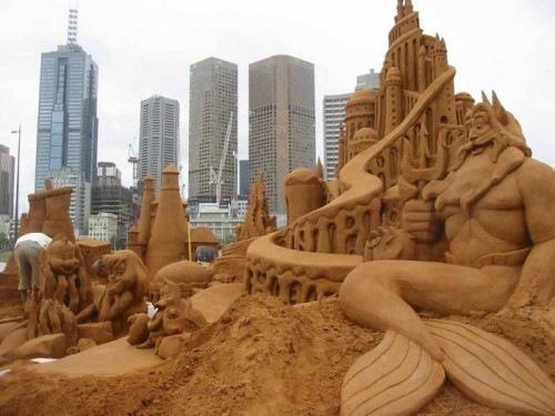 Sand-Sculptures (6)