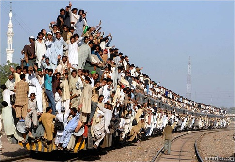 pakistani train