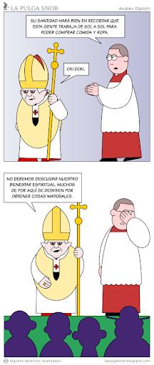 Humor gráfico sobre las religiones y dioses - Página 7 Papa
