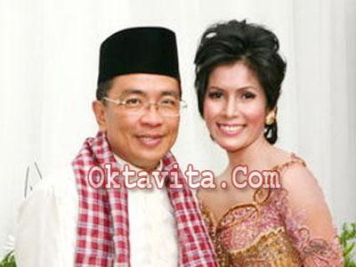 Istri kedua Helmy Yahya