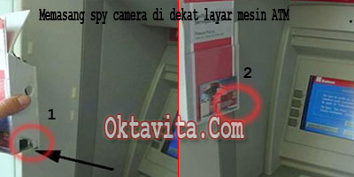 CCTV ATM