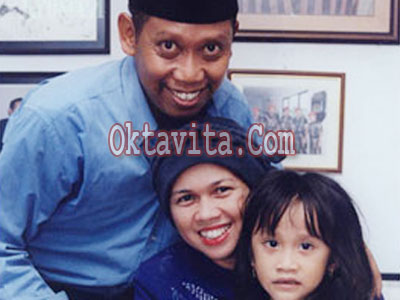Keluarga Tukul Rianto Arwana