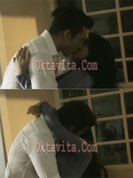 Dewi Perssik Ciuman 2010