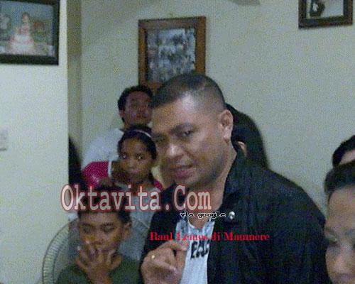 Keluarga Raul Lemos Maumere