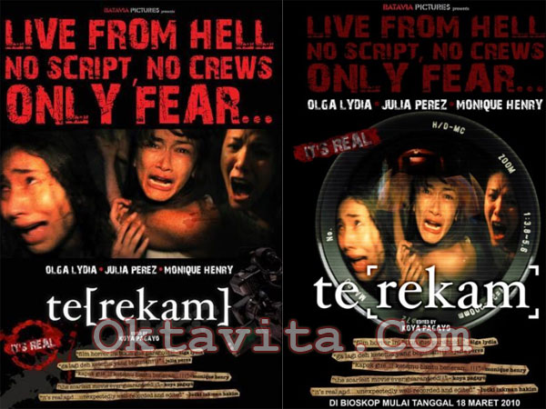 indonesia movie terekam