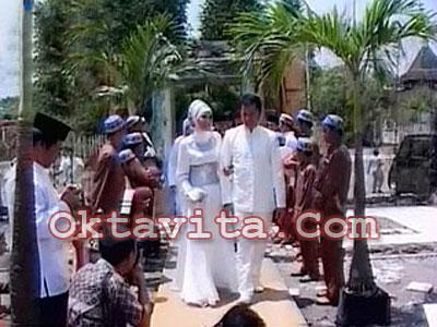Saskia Adya Mecca & Hanung Bramantyo