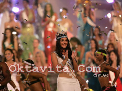 Pemenang Miss World 2009