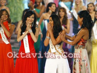 Miss Gibraltar 2009 : Kaiane Aldorino