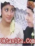 Naysila Mirdad Dude Menikah
