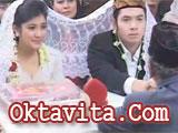 Pernikahan Dude Harlino Naysila