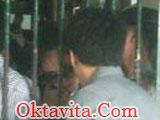 Ariel Luna Ciuman di Pengadilan Negeri Bandung