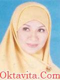 Profil Teh Rini Istri Kedua Aa' Gym
