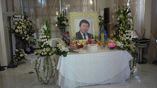 HAPPY LIM Blog: Funeral Service of my Beloved Brother KK Lim