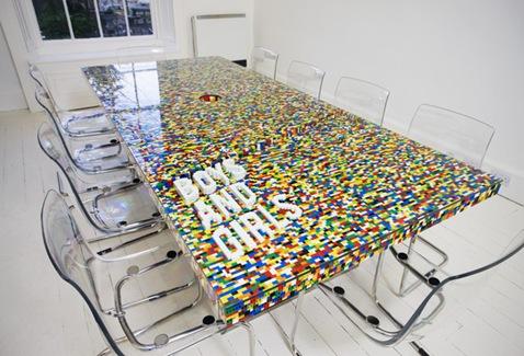 Mesa Lego 1