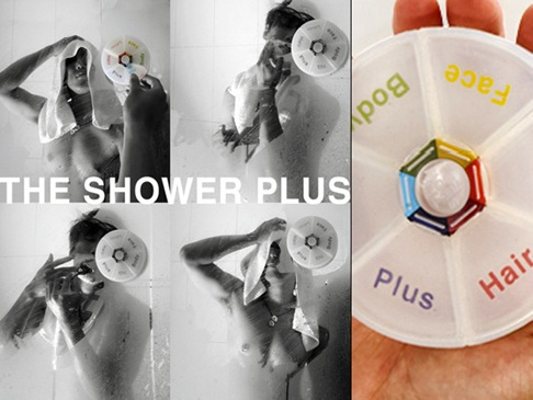 Shower Plus 3