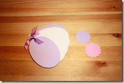 Tiny Album Oval Lilac2