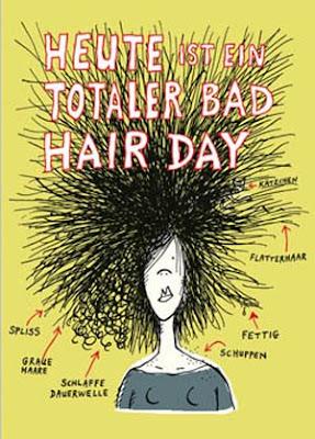 Steven Appleby: Bad Hair Day