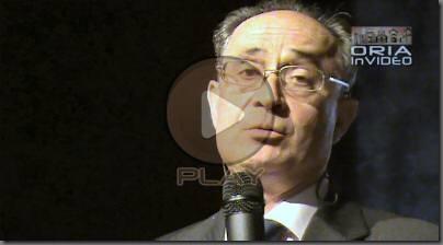 Presentazione libro ''LA PASSIONE DI CRISTO IN ORIA''