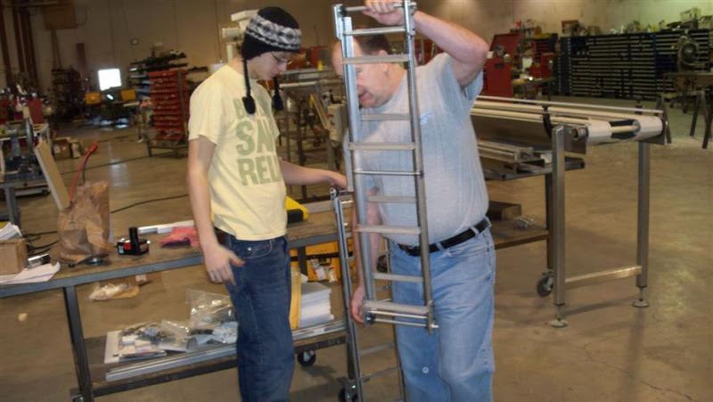 Robot Lift System
