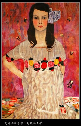 玛达的肖像