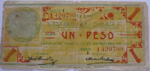 Billetes Antiguos de Oaxaca B_P1000930