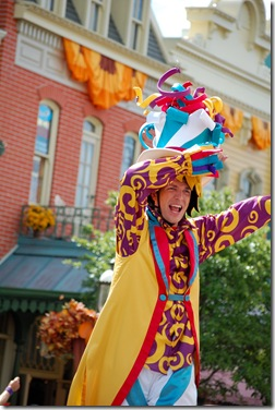 parade person on stilts (1 of 1)