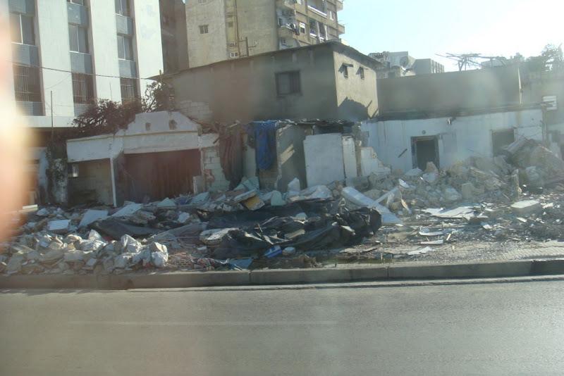 Последствия войны в Ливане. Фото Е.Есиной
