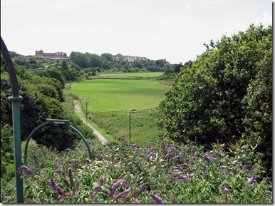 20090715 Filsham Valley from footbridge